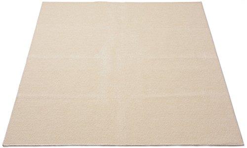 抗菌カーペット 江戸間 6畳 261×352cm アイボリー 1134000080616