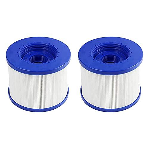 Denkmsd - Cartuchos filtrantes para Spa CosySpa, filtro para Jacuzzi Spa hinchable,...