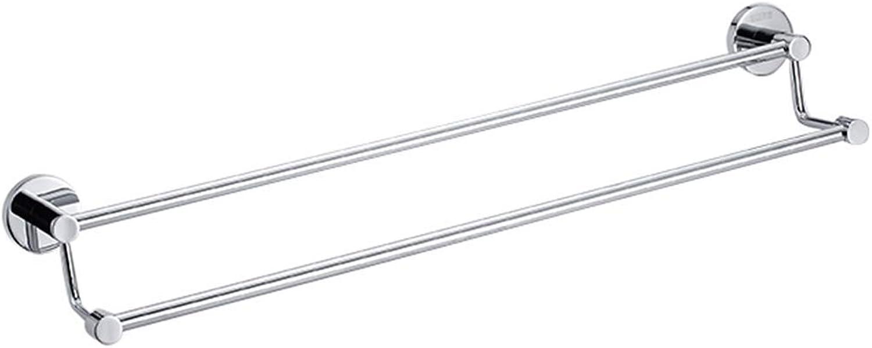 clásico atemporal BAIF BAIF BAIF Riel para Barra de Toalla de Cobre - 60 cm   23.6 Pulgadas, Pegamento Autoadhesivo o Montaje de Tornillos, enchapado en Cromo Tao LU Shop  100% autentico