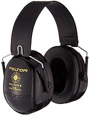 3M Peltor H520F-440-SV Orejeras de protección, 1 unidad/caja, Negro