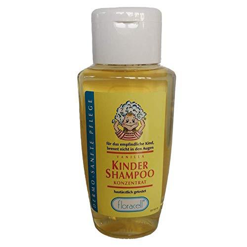 Vanilla Kindershampoo Floracell 200 ml