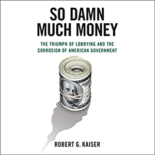 So Damn Much Money audiobook cover art