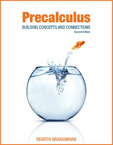 Precalculus: Building Concepts and Connections with Access (Paperback)