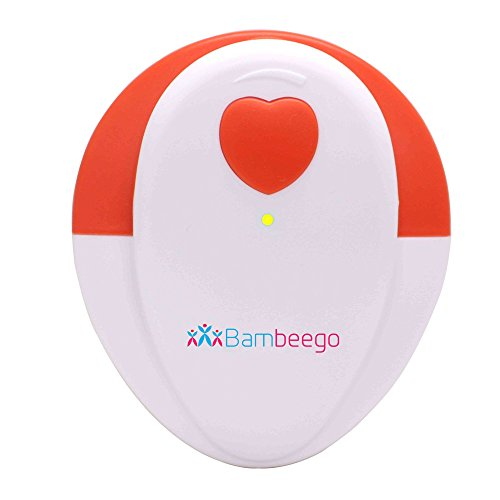 BundleTumble Fetal Heartbeat Baby Monitor- BabyBlip Womb Baby Sound Amplifier With Dual Listening Capability
