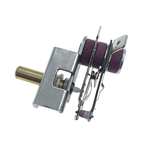 QINGRUI Zubehörwerkzeuge 10A / 250V Elektroherd Regler Schalter Einstellbare Thermostat Temperaturregler Stabile Leistung