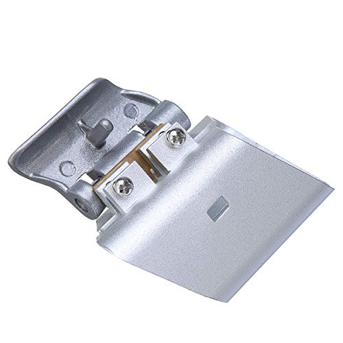 Viviance Alloy Quick Release Lock Für Xiaomi Ninebot Scooter Minipro Knee Control Steering Bar - Das Silber