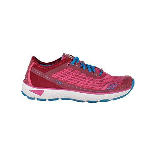 CMP Laufschuhe Sportschuhe Libre WMN Running Shoes ROSA UNIFARBEN MESH
