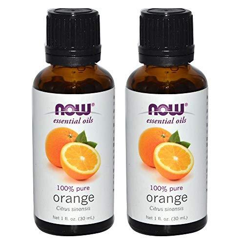 Price comparison product image NOW Foods Essential Oils Orange -- 1 fl oz (2 pack)