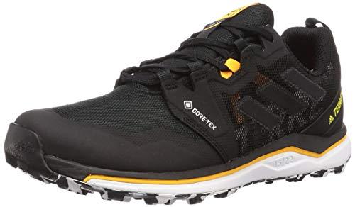 adidas Terrex Agravic GTX, Zapatillas de Running para Hombre, NEGBÁS/NEGBÁS/Dorsol, 39.33 EU