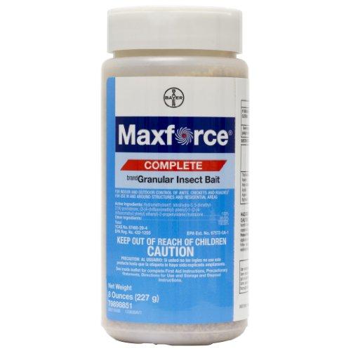 Bayer - 79898851 Maxforce Complete 8 Ounce Bottle (TRTV1987)