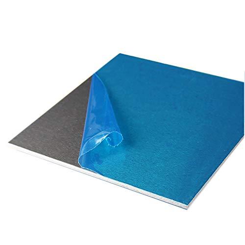 SOFIALXC Placas Y Láminas De Aluminio Corte De Chapa Chapa De Plano Barras 500x200mm-thick:5mm