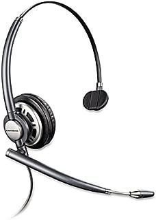 Plnhw710 - Plantronics Encorepro HW710 Wired Mono Headset