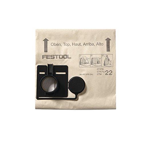 FESTOOL Filtersack für CT/CTL/CTM Staubabscheider