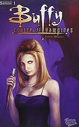 Buffy contre les vampires, Tome 1 - Origines de Dan Brereton