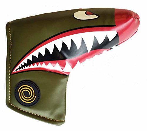 Odyssey Fighter Plane Putter Headcover Blade Blade
