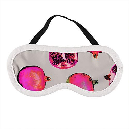 Augenmaske für Männer und Frauen, Frucht Magenta Organismus Pink Pflanze, die beste Schlafmaske für Reisen, Nickerchen, geben Ihnen die beste Schlafumgebung