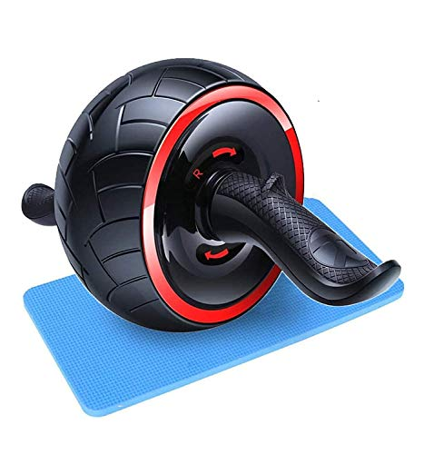 GROSSē AB Wheel Roller, Exerciser Abdominal Press Wheel Pro with knee Pad...