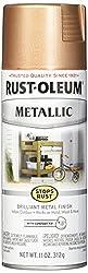 Rust-Oleum Metallic Gold Spray Paint