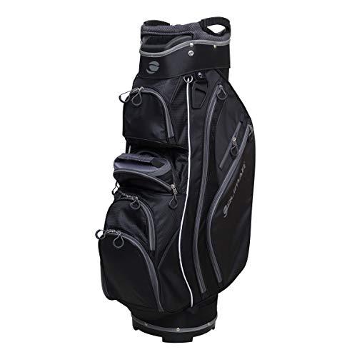 Orlimar Golf CRX Cooler Cart Bag - Black/Charcoal, One Size