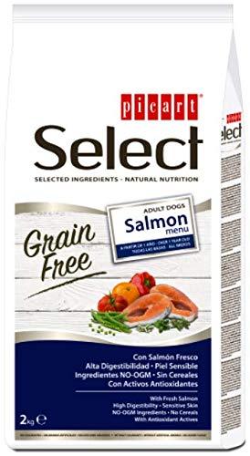 Select Dog Grain Free Salmon 10K 10000 g