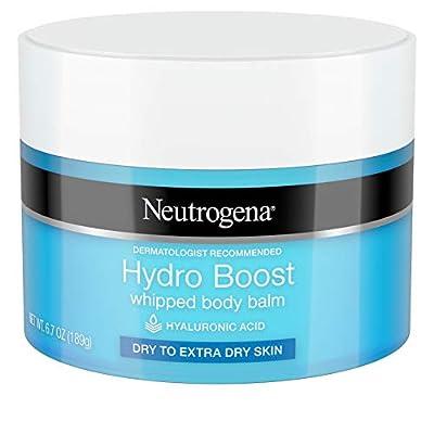 Neutrogena Hydro Boost Hydrating Whipped Body Balm, 6.7 Ounce