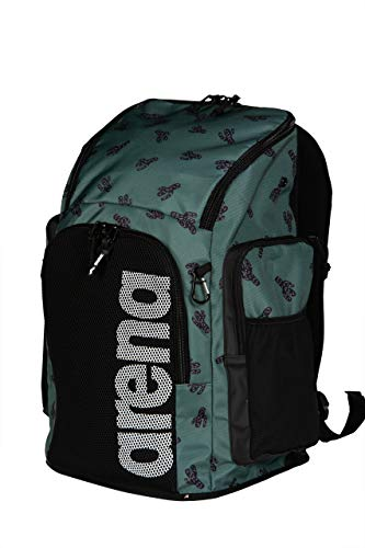 ARENA Herren Team Backpack 45 Allover Boardshorts, 100 Cactus, Einheitsgröße