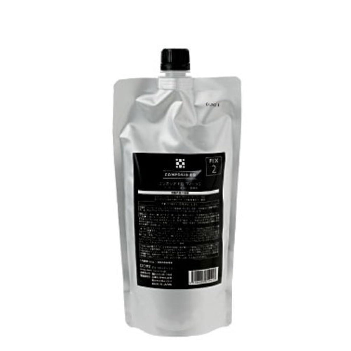 アフリカ耐えられない顔料DEMI (デミ) コンポジオ EQ フィックス 450g レフィル
