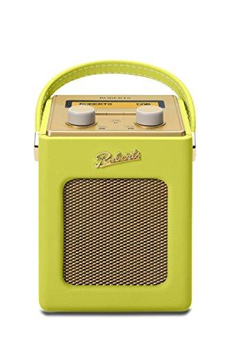 Roberts Radio REV–minizle Digital Radio Zesty Lime