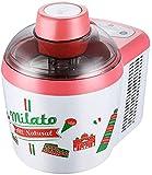 CJDM Máquina de Helado de Yogur, versatilidad 220v Hecho en casa, automático, Duro, Suave, Delicioso Helado, batido de gelatina de Moda, máquina de postres para el hogar