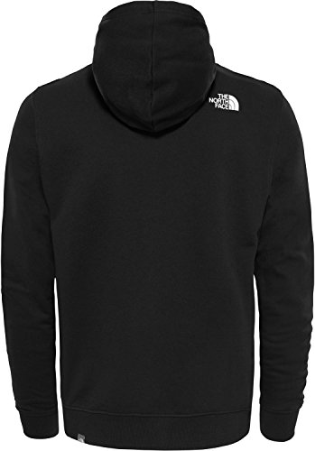 The North Face Herren Kapuzenjacke Open Gate, schwarz (tnf black), Large