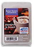 Better Homes and Gardens Scented Wax Cubes 2020 Editions - Hazelnut & Cream - 2.5 Oz