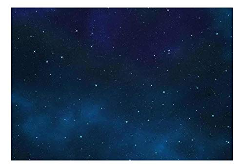 wall26 - Large Wall Mural - Beautiful Scenery of The Starry Night | Self-Adhesive Vinyl Wallpaper/Removable Modern Decorating Wall Art - 100' x 144'