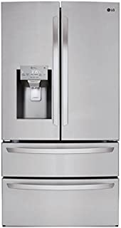 Best lg 27.8 french door refrigerator Reviews
