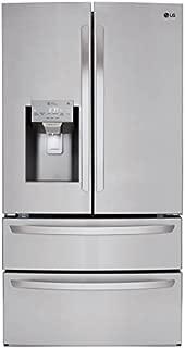 Best lg 4 door refrigerator Reviews