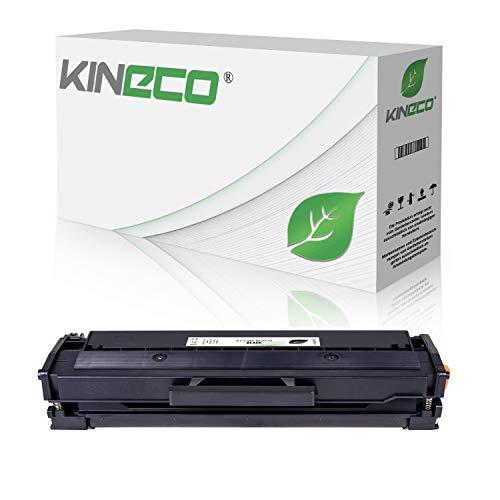 Kineco XXL Toner (150% mehr Inhalt!) kompatibel mit Samsung MLT-D111S für Samsung M2026W, M2022W, M2022, M2070W, M2070FW, M2020, M2000 - MLTD111S/ELS Schwarz 2.500 Seiten