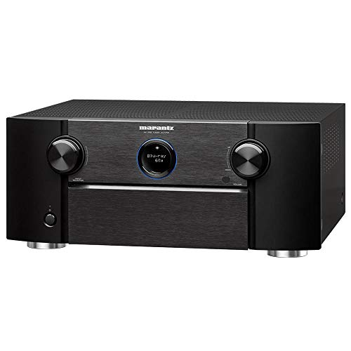 Marantz AV7706 11.2Ch 8K Ultra HD AV Surround Pre-Amplifier with HEOS Built-in and Voice Control