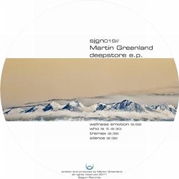 Deepstore EP