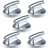 5 Pack 74010839 Burner Control Knob for Range and Cooktop By Primeswift Compatible with Jenn-Air Stove/Range...