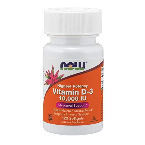 10000 units vitamin d - 5