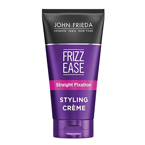 John Frieda Frizz Ease Styling Crème, Straight Fixation, 5 Ounce, (Pack of 1)