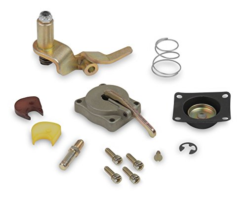 Holley Accelerator Pump Conversion Kit, Zinc, 50cc