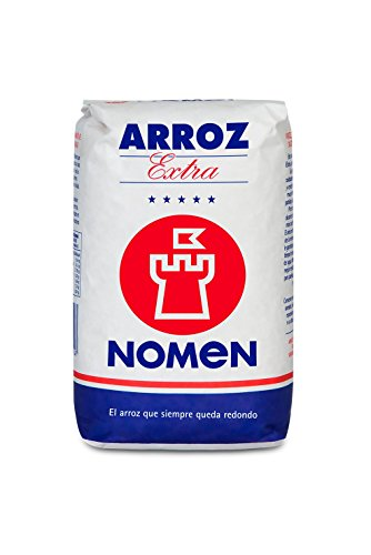 Nomen Arroz Extra Redondo, 1kg
