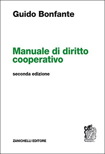 Manuale di diritto cooperativo