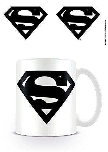 DC Originals - Taza Superman Mono Logo, 320ml
