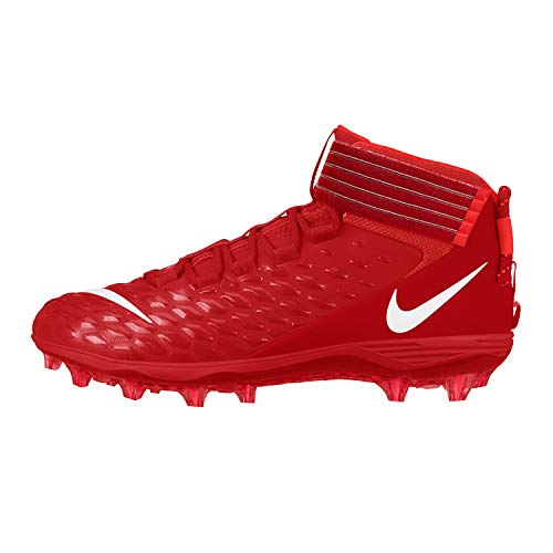 Nike Force Savage Pro 2 American Football Rasenschuhe - rot Gr. 12 US