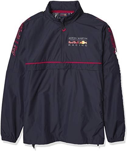 Formula 1 Aston Martin Herren Windbreaker Team Red Bull Racing, Marineblau, XS, Herren, Red Bull Racing F1 Windbreaker, navy, Large