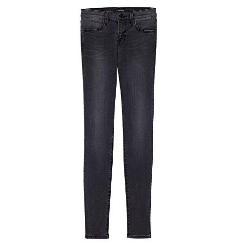 JBrand Jeans MID-Rise SUPER Skinny 28 grau