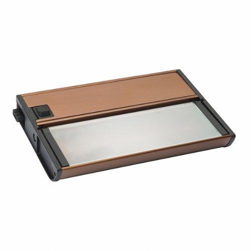 Kichler Lighting 10565BRZ Modular - Xenon Undercabinet Light, Brushed Bronze Finish...