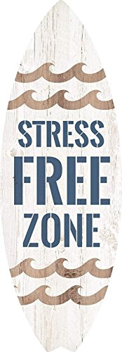 Dana34Malory Stress Free Zone Waves - Cartel Madera