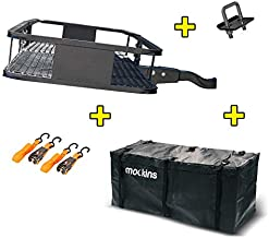 """Mockins Hitch Mount Cargo Carrier 